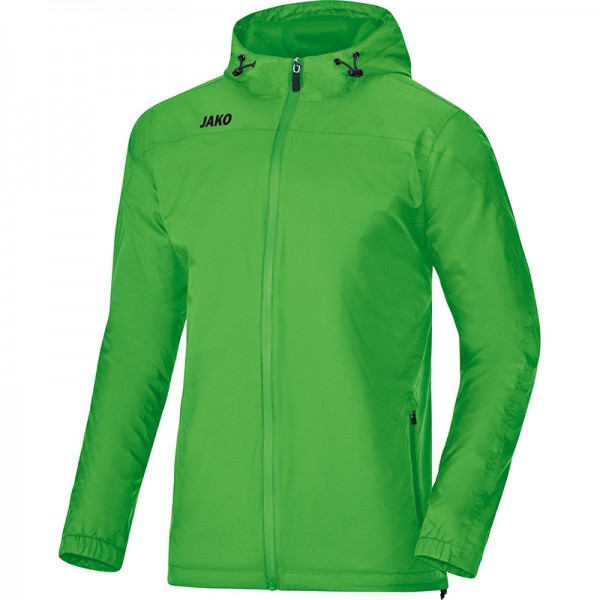 Jako Allwetterjacke Profi Herren soft green 7407-22