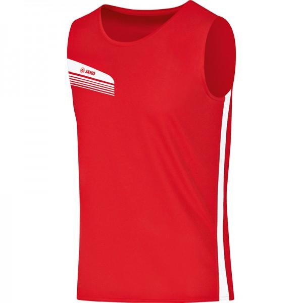 Jako Tank Top Athletico Herren rot/weiß 6025-01