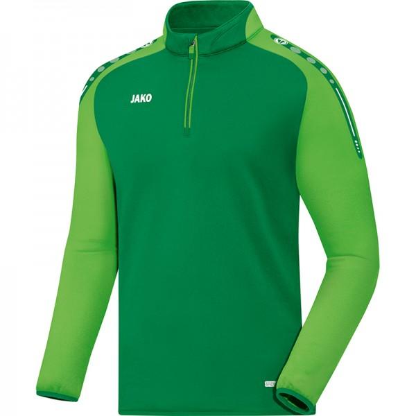 Jako Ziptop Champ Herren sportgrün/soft green 8617-22