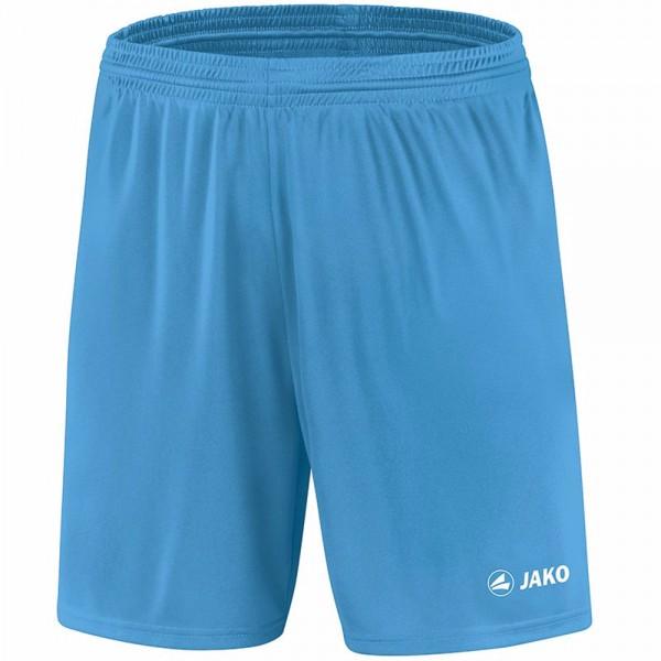 Jako Sporthose Manchester mit JAKO Logo, ohne Innenslip Kinder skyblue 4412-45