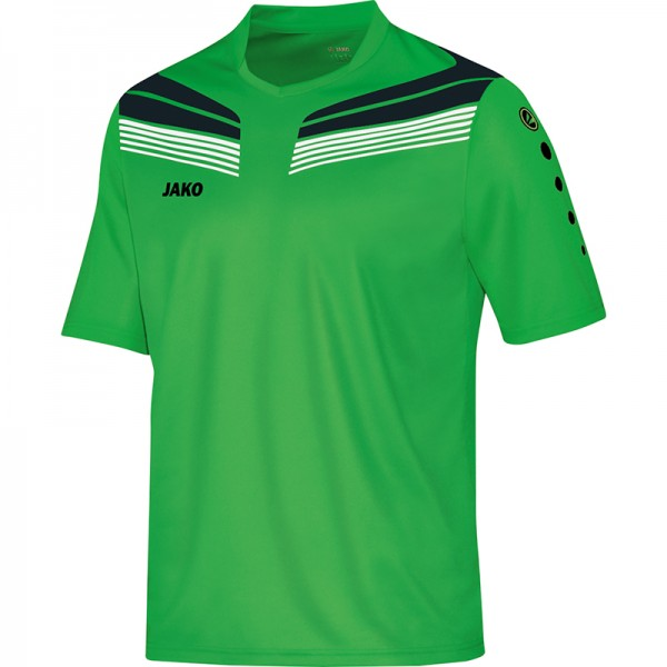 Jako T-Shirt Pro Herren soft green/schwarz/weiß