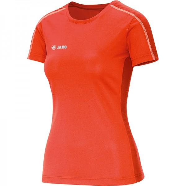 Jako T-Shirt Sprint Damen flame 6110-18