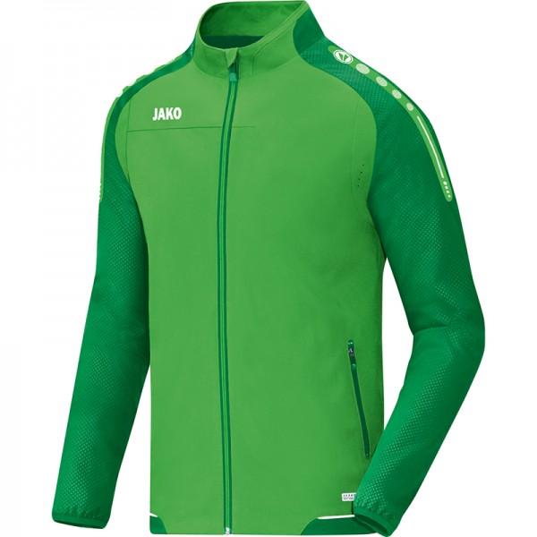 Jako Präsentationsjacke Champ Herren soft green/sportgrün 9817-22
