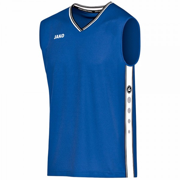 Jako Trikot Center Kinder royal/weiß