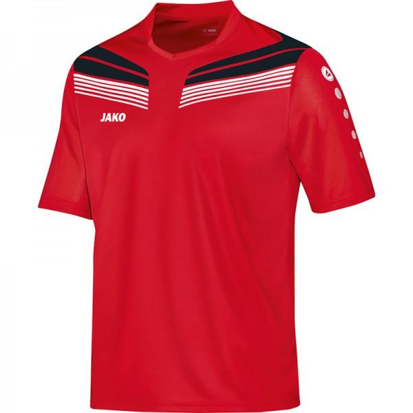 Jako T-Shirt Pro Herren rot/schwarz/weiß