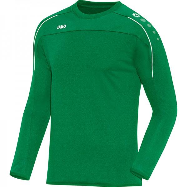 Jako Sweat Classico Herren sportgrün 8850-06