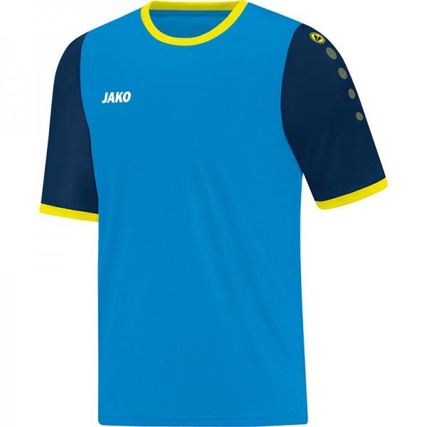 Jako Trikot Leeds KA Kinder JAKO blau/navy/neongelb 4217-89