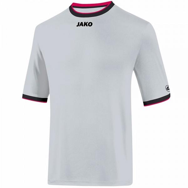 Jako Trikot United KA Kinder grau/schwarz/pink 4283-21