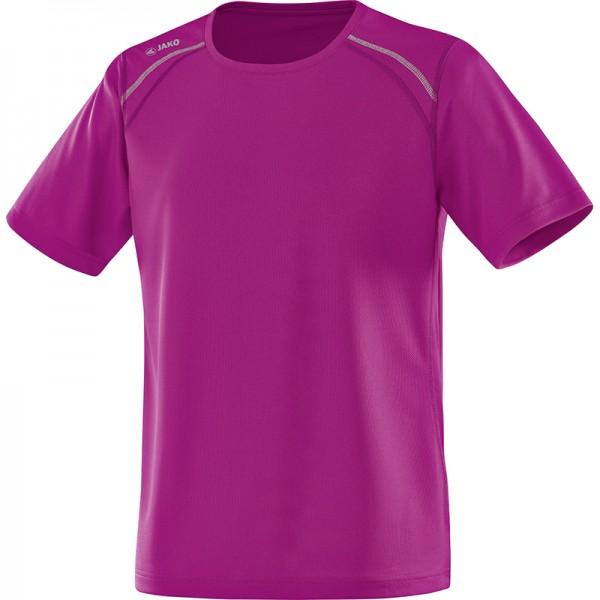 Jako T-Shirt Run Herren fuchsia 6115-51