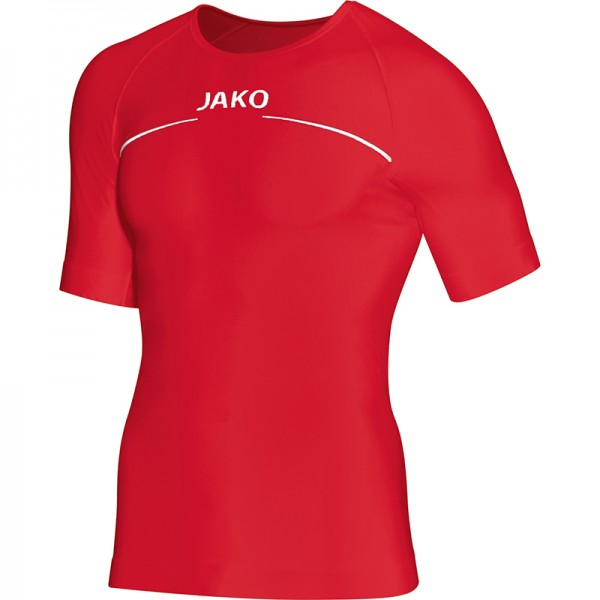 Jako T-Shirt Comfort Herren rot