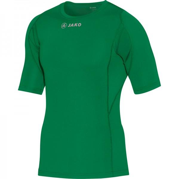 Jako T-Shirt Compression Herren sportgrün 6177-06