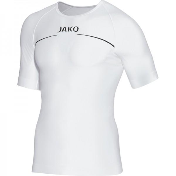 Jako T-Shirt Comfort Herren weiß