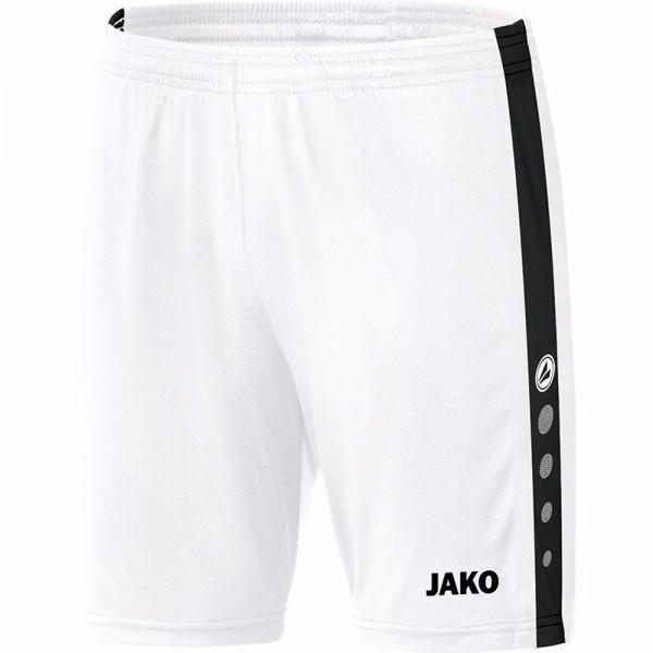 Jako Sporthose Striker Kinder weiß/schwarz 4406-00