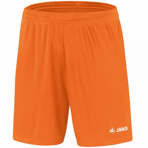 Jako Sporthose Manchester mit JAKO Logo, ohne Innenslip Herren neonorange 4412-19
